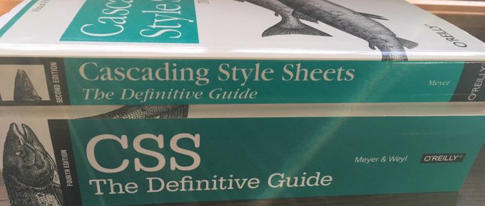 The 2nd and 4th edition of the CSS book
